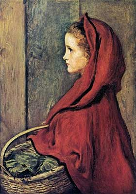 millais_ridinghood