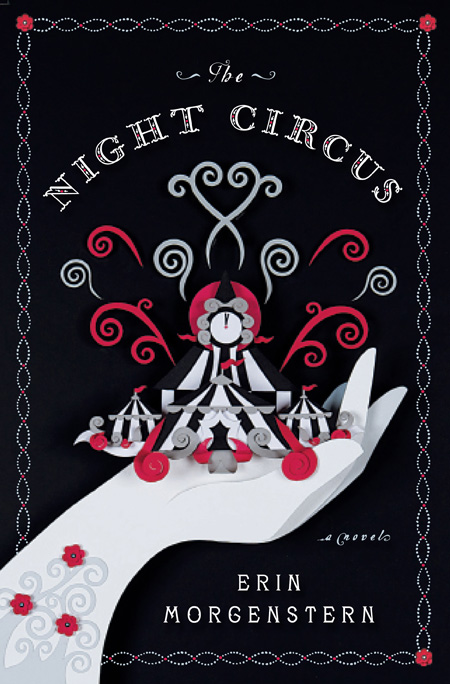 Erin Morgenstern, The Night Circus Book Review