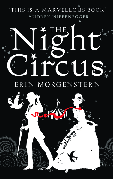 Beautiful Book Cover Ups : Night circus uk cover erin morgenstern