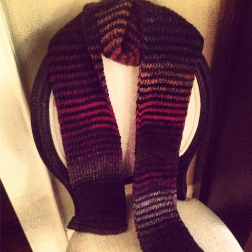 new noro scarf