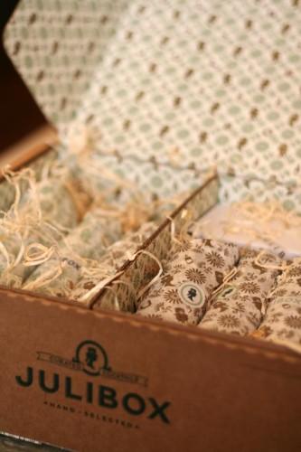 julibox wrapped