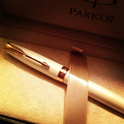 parker pen
