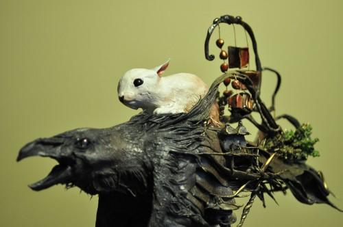 Bunny Raven 1