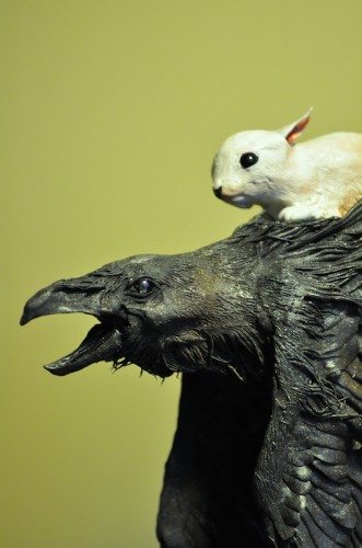Bunny Raven 2