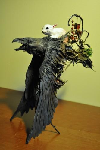 Bunny Raven 3