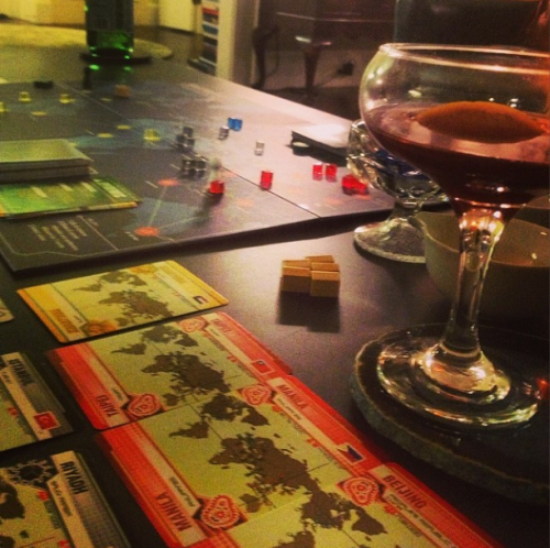 cocktails & pandemic